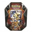 Pokémon karty Necrozma Prism plechovka s Dusk Mane Necrozma-GX