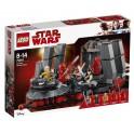 LEGO Star Wars™ 75216 Snokeův trůní sál