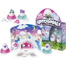 Spin Master Hatchimals sběratelská zvířátka 3 - pižamová párty