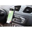 Media-Tech magnetický držák na mobil do auta, do slotu na CD přehrávač MT5525