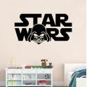 Star Wars nálepky na stěnu,dekorace