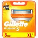 Gillette Fusion5 náhradní hlavice 8 ks