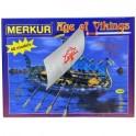 Stavebnice Merkur Age of Vikings 40 modelů 1350 dílků