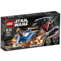 LEGO Star Wars™ 75196 Stíhačka A-Wing™ vs. mikrostíhačka TIE Silencer™