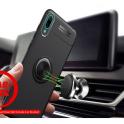 Silikonové pouzdro Huawei Y5 2018 pro magnetický držák do auta se stojánkem