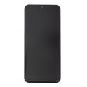 LCD Displej + Dotykov8 deska Samsung A202 Gallaxy A20e Black (service pack)
