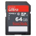 Sandisk Ultra SDXC 64 GB 30 MB/s Class 10 UHS-I