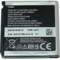 Originální baterie Samsung AB563840CA Li-Ion (bulk)