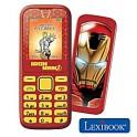 Mobilní telefon Lexibook Marvel The Avengers červený