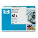 HP C8061X tisková kazeta černá, smart, velká, originální, 61X