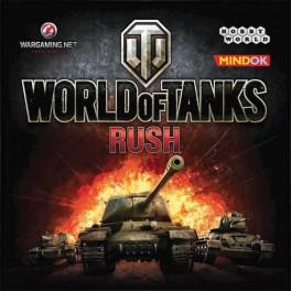 MINDOK HRA World of Tanks: Rush