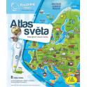 ALBI Kniha Atlas světa (k použití s Albi elektronická tužka)