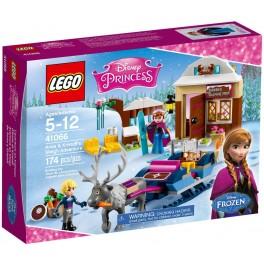 LEGO Disney Princezny 41066 Dobrodružství na saních s Annou a Kristoffem