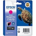 Cartridge Epson Stylus Photo R3000, C13T15734010, vivid magenta, originál