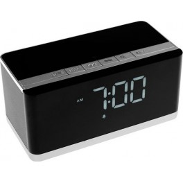 MEDIATECH WAKEBOX BT - Digital radio/alarm clock, bluetooth speaker MT3148