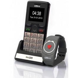 MaxCom MM715BB - Tísňový telefon pro seniory MM715