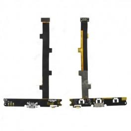 USB konektor + flex Alcatel 6040x