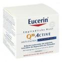 Eucerin Q10 Active Regenerační noční krém proti vráskám 50ml