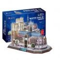 Puzzle 3D Notre Dame de Paris / led