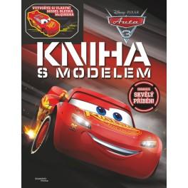 Auta 3: Kniha s modelem