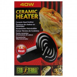 EXO TERRA ceramic heater - keramický žářič k vytápění terrárií 60W